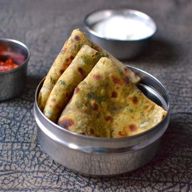 Methi Thepla Recipe | HeyFood — heyfoodapp.com