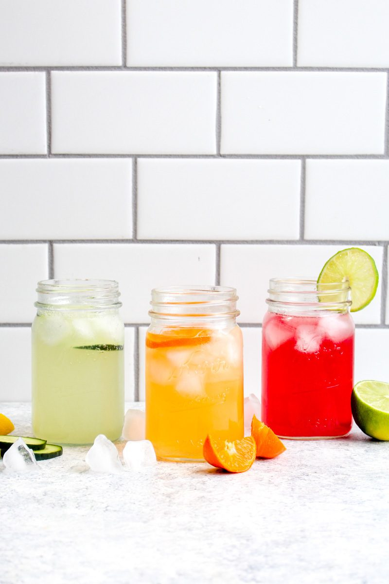3 Real Fruit Sparkling Water Recipes Recipe | HeyFood — heyfoodapp.com