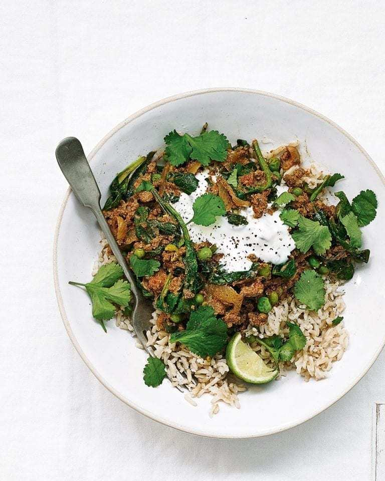 Beef Keema Recipe | HeyFood — heyfoodapp.com