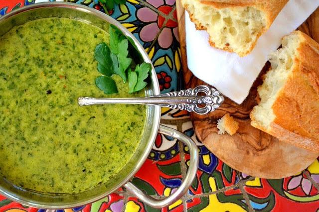 Minimal Monday: Chimichurri Sauce Recipe | HeyFood — heyfoodapp.com