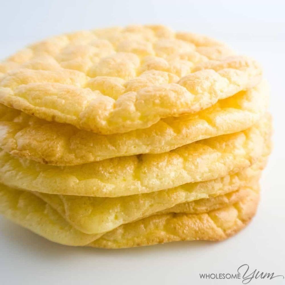 The Best Keto Cloud Bread Recipe (Oopsie Bread Or Oopsie Rolls) Recipe   HeyFood — heyfoodapp.com