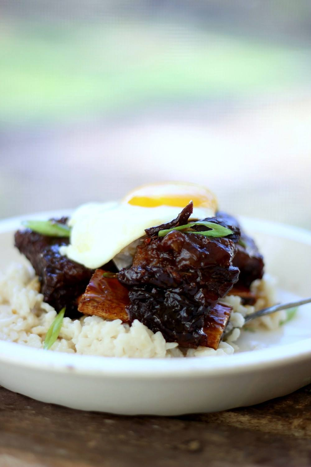 Sticky Ginger Beef Short Ribs Recipe | HeyFood — heyfoodapp.com