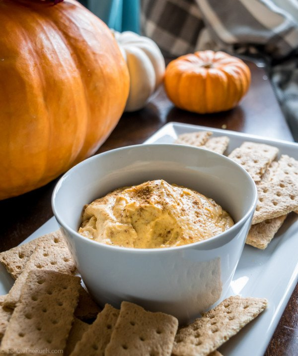 Pumpkin Pie Dip Recipe | HeyFood — heyfoodapp.com