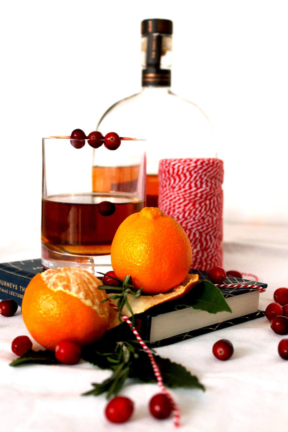 Festive Old Fashioned Cocktail Recipe | HeyFood — heyfoodapp.com