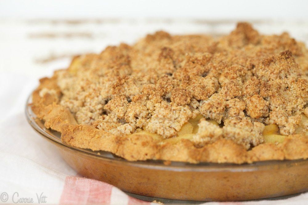 Apple Pie (Grain-Free, Paleo, Gluten Free) Recipe | HeyFood — heyfoodapp.com
