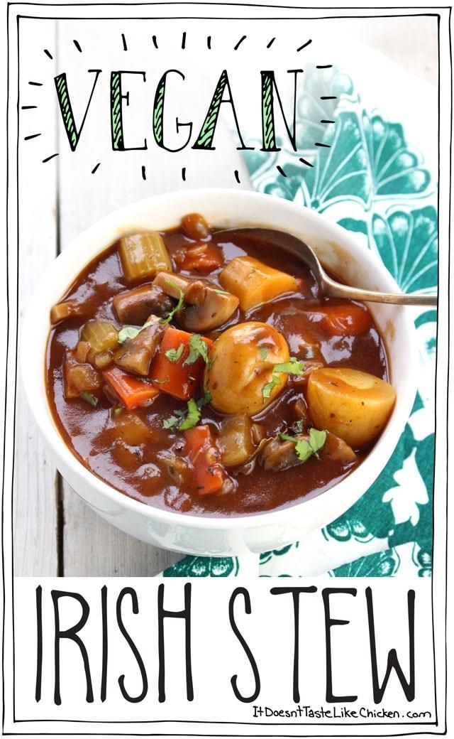 Vegan Irish Stew Recipe | HeyFood — heyfoodapp.com