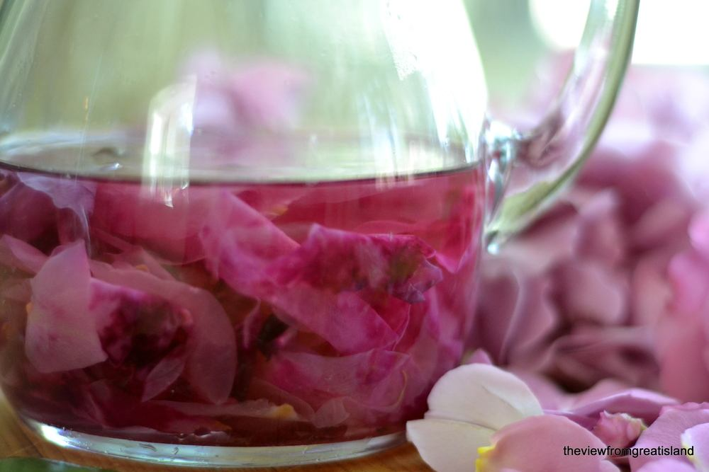 How To Make Homemade Lavender and Rose Simple Syrups Recipe | HeyFood — heyfoodapp.com