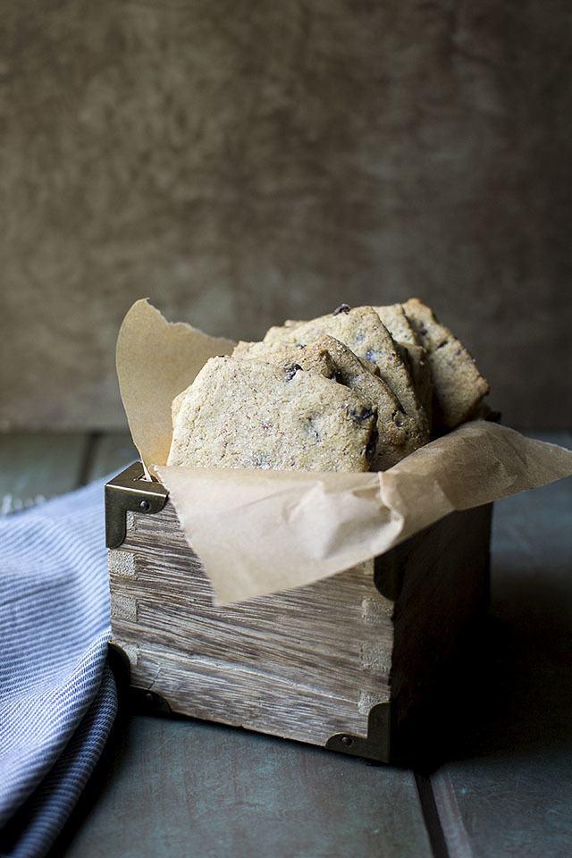 Almond Cacao Nib Cookies Recipe | HeyFood — heyfoodapp.com