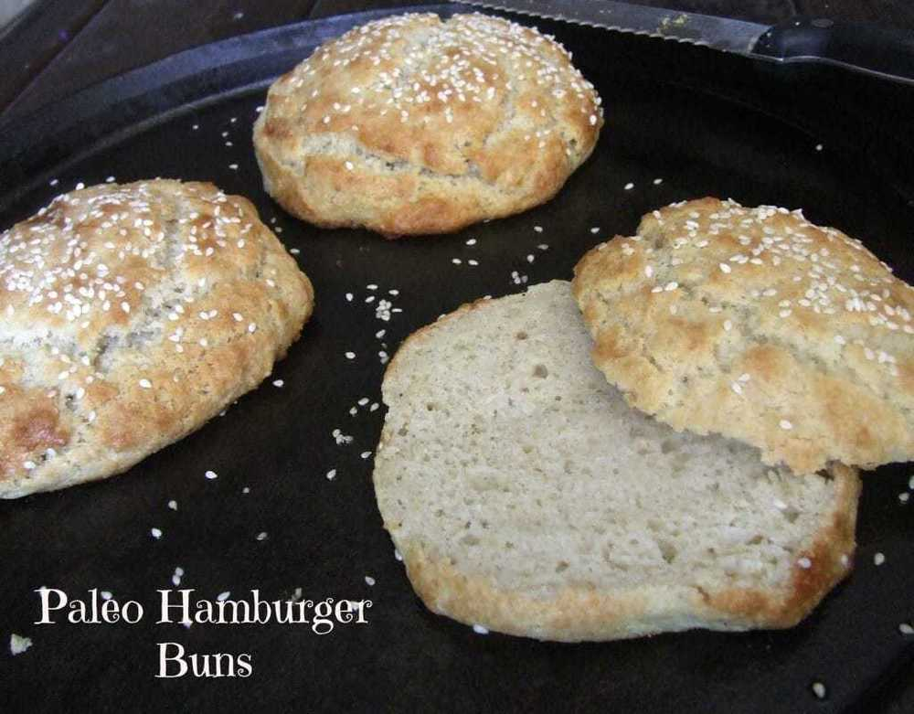 Quick & Easy Paleo Hamburger Buns Recipe | HeyFood — heyfoodapp.com