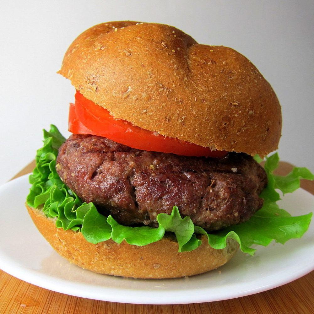 Venison Burgers Recipe | HeyFood — heyfoodapp.com