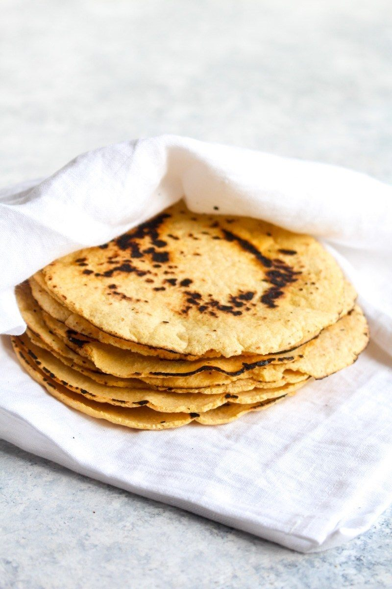 Plant Basics: Gluten Free Tortillas 2 Ways (paleo + vegan) Recipe | HeyFood — heyfoodapp.com