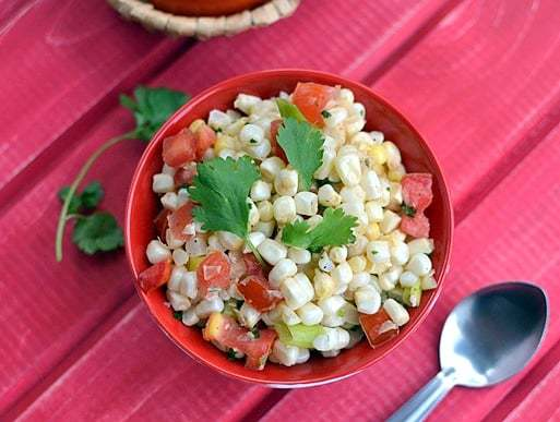 Corn-Tomato Relish Recipe | HeyFood — heyfoodapp.com