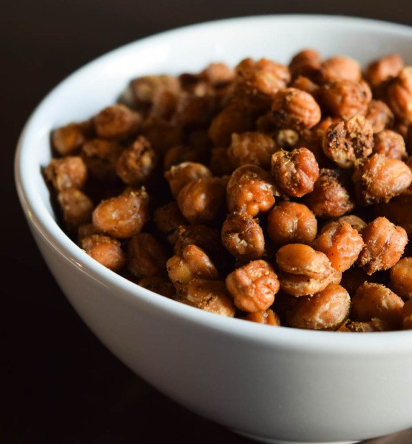 Toasted Chickpeas Recipe | HeyFood — heyfoodapp.com
