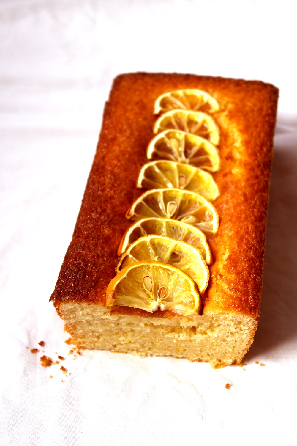 Simple lemon cake (V) Recipe | HeyFood — heyfoodapp.com