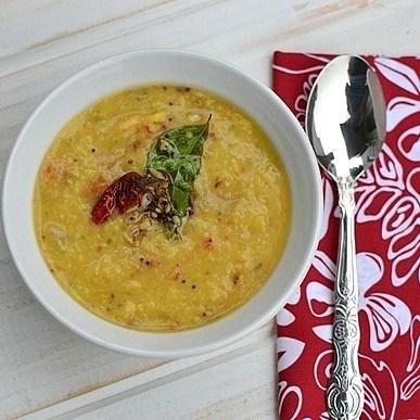 Indian Dal with Radish & Tomatoes Recipe | HeyFood — heyfoodapp.com