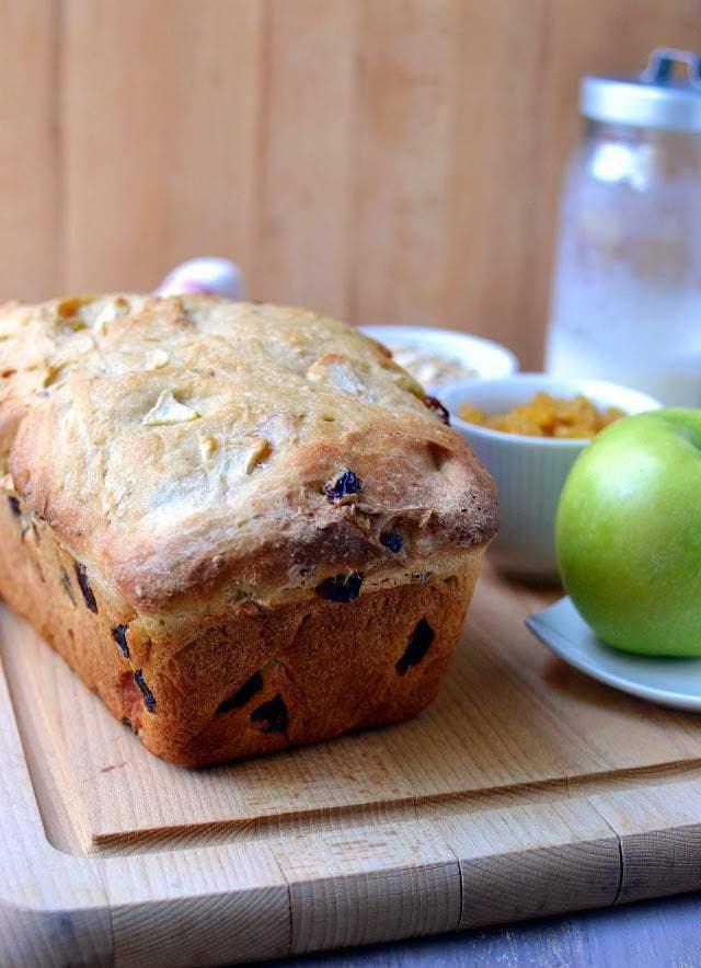 Fruited Sourdough Sandwich Bread Recipe | HeyFood — heyfoodapp.com