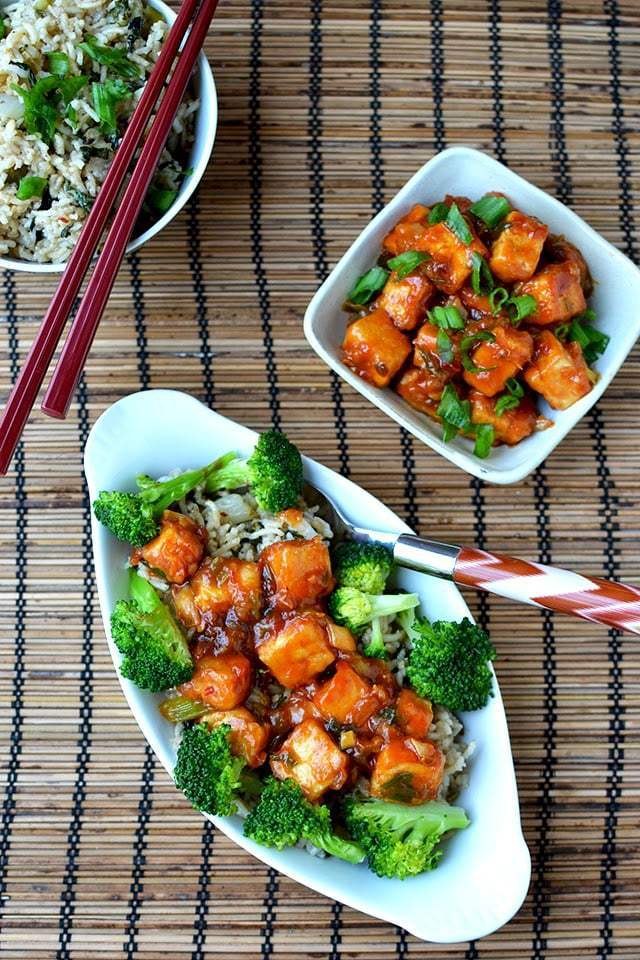 General Tso's Tofu Recipe | HeyFood — heyfoodapp.com