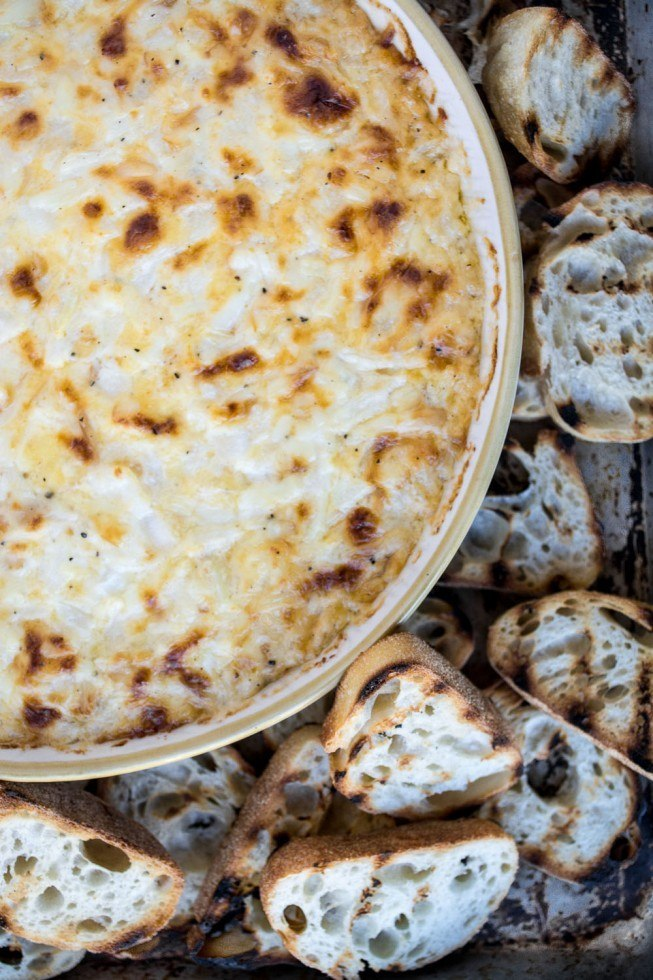Smokey Onion Dip Recipe | HeyFood — heyfoodapp.com