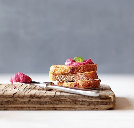 Sweet And Spicy Beet Spread Recipe | HeyFood — heyfoodapp.com