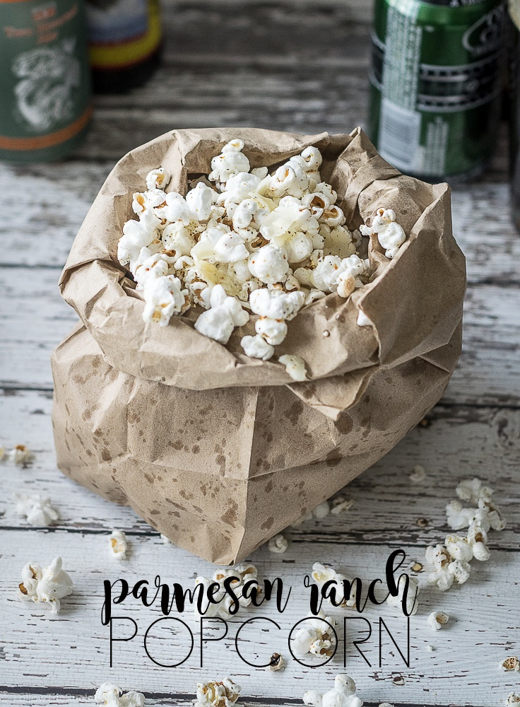 Parmesan Ranch Popcorn Recipe | HeyFood — heyfoodapp.com