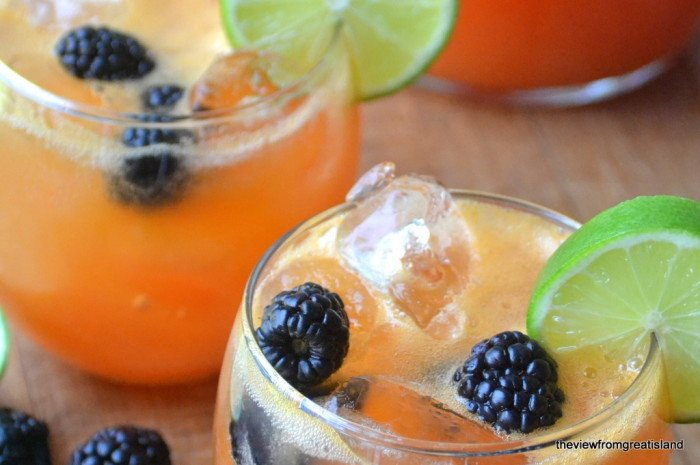 Papaya and Lime Agua Fresca Recipe | HeyFood — heyfoodapp.com