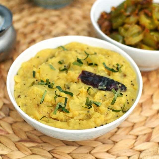 Mamidikaya Pappu Recipe | HeyFood — heyfoodapp.com