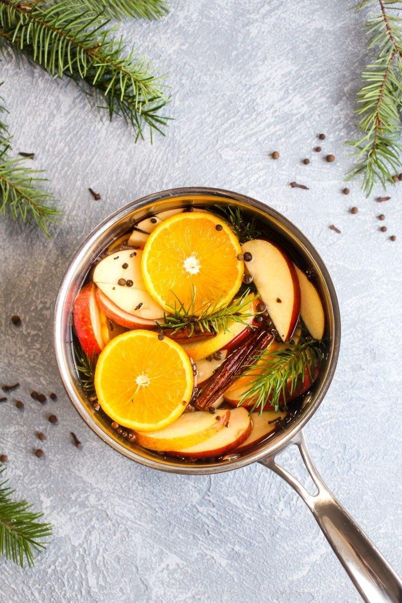 Fresh Christmas Potpourri Recipe | HeyFood — heyfoodapp.com