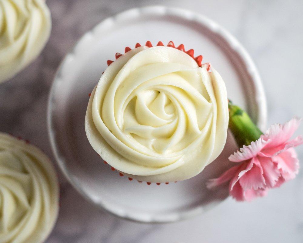 The Best Cream Cheese Frosting Recipe   HeyFood — heyfoodapp.com