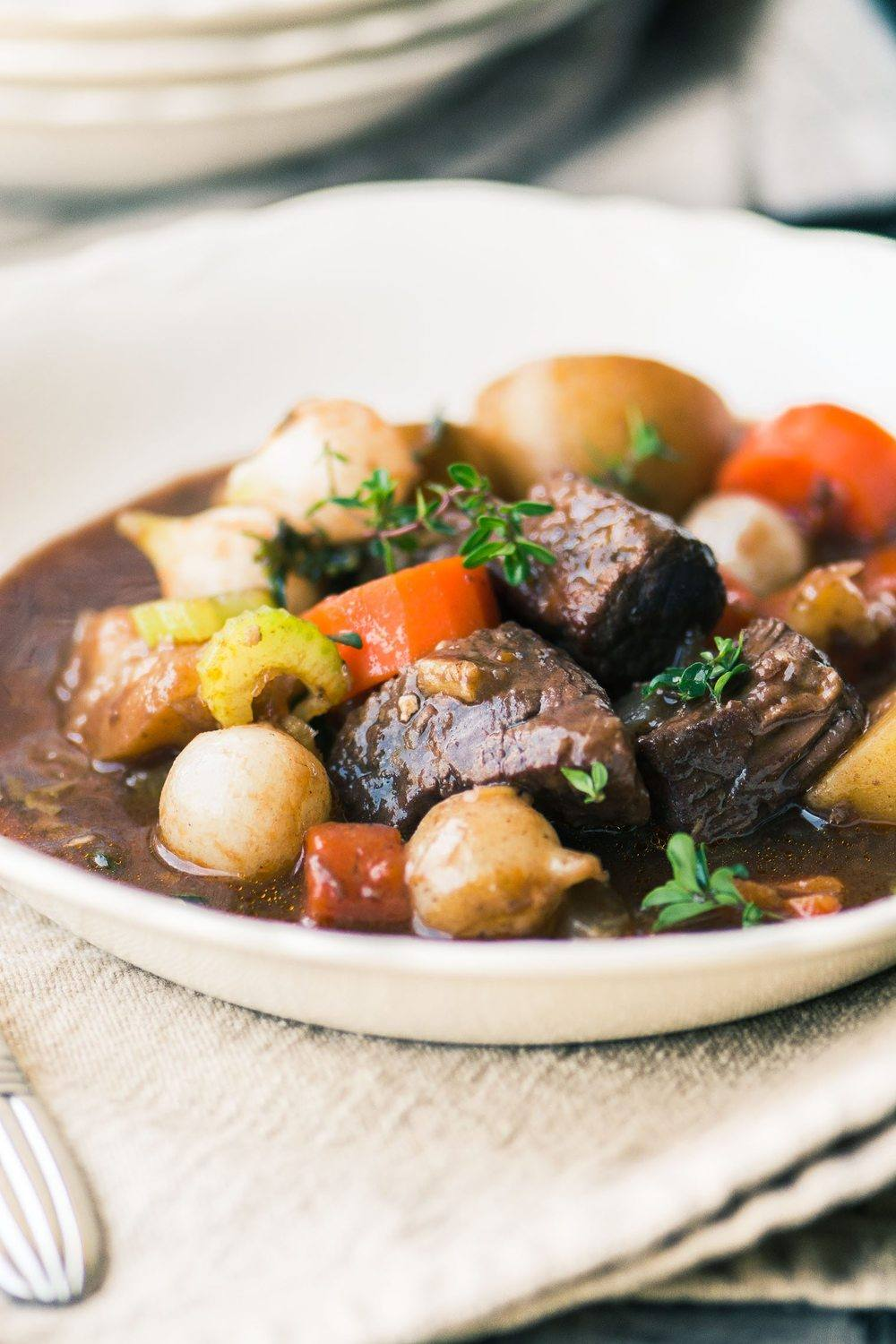 The Best Instant Pot Beef Bourguignon Recipe | HeyFood — heyfoodapp.com