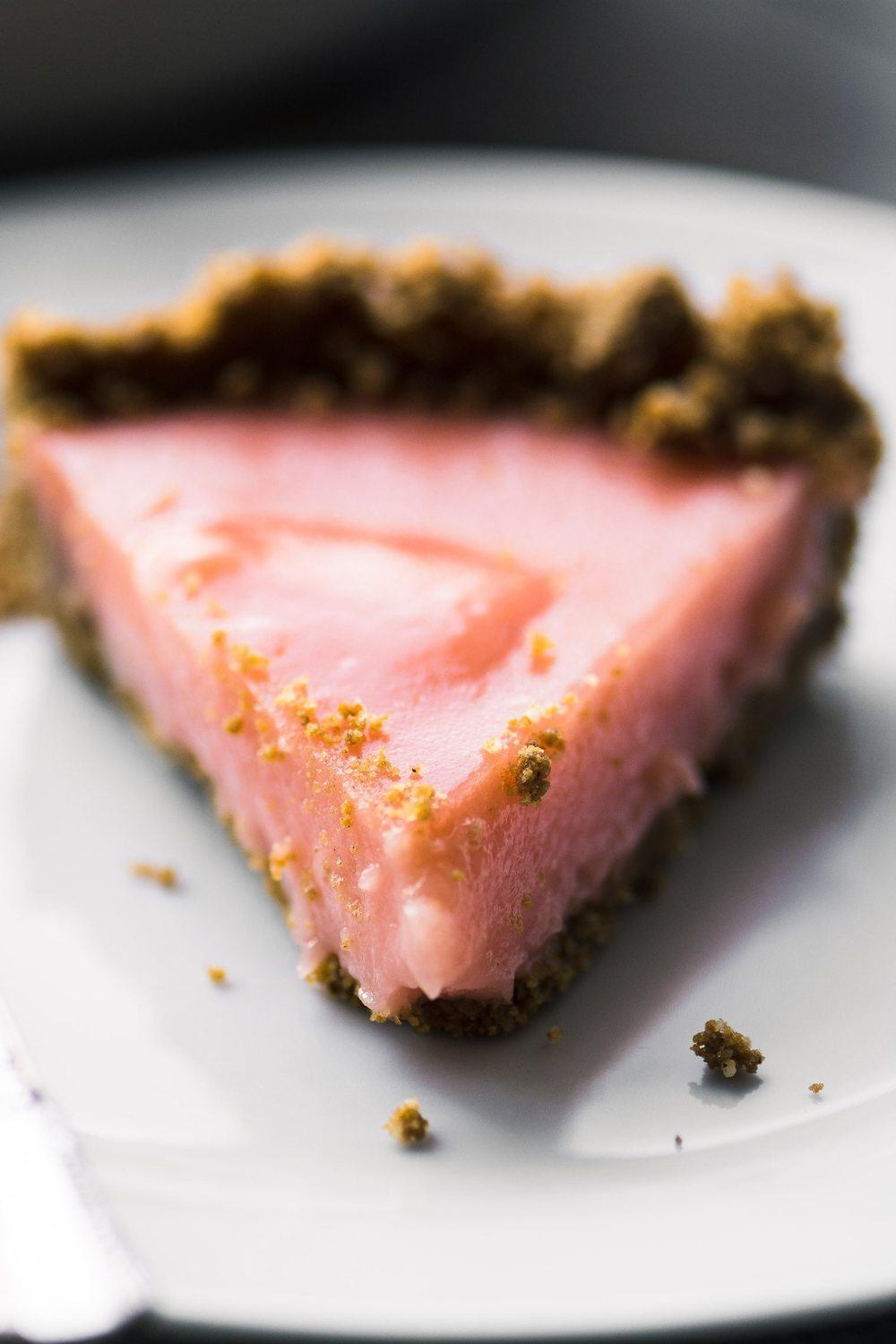 Grapefruit Gingersnap Pie Recipe | HeyFood — heyfoodapp.com