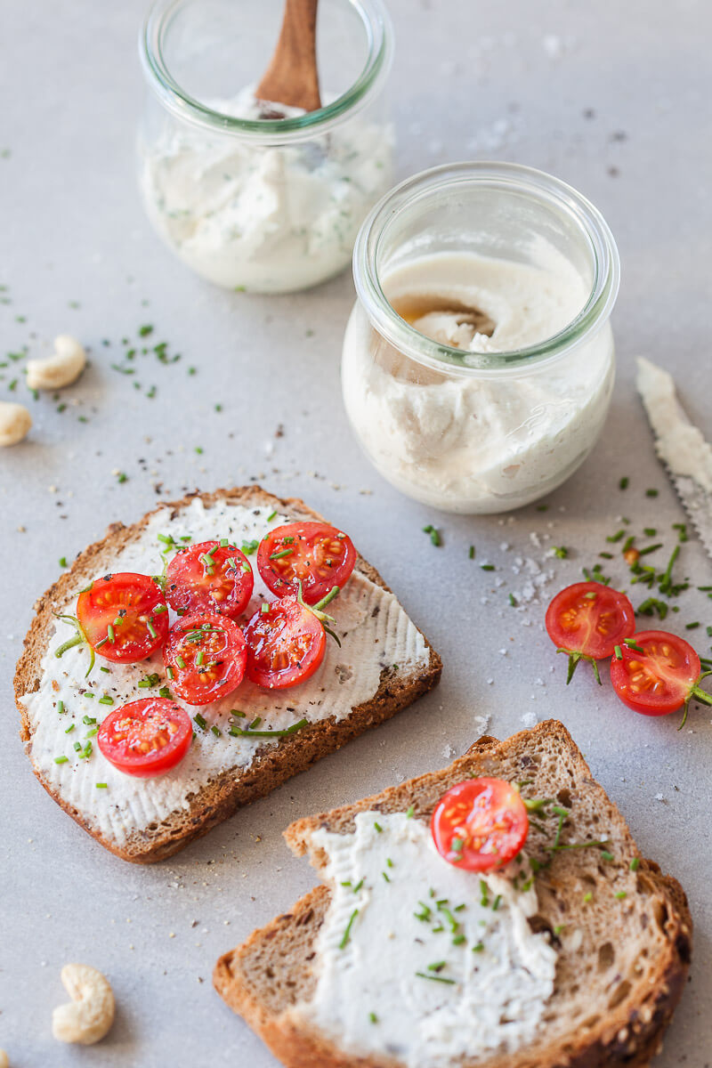 Probiotic Vegan Cashew Spread Recipe | HeyFood — heyfoodapp.com