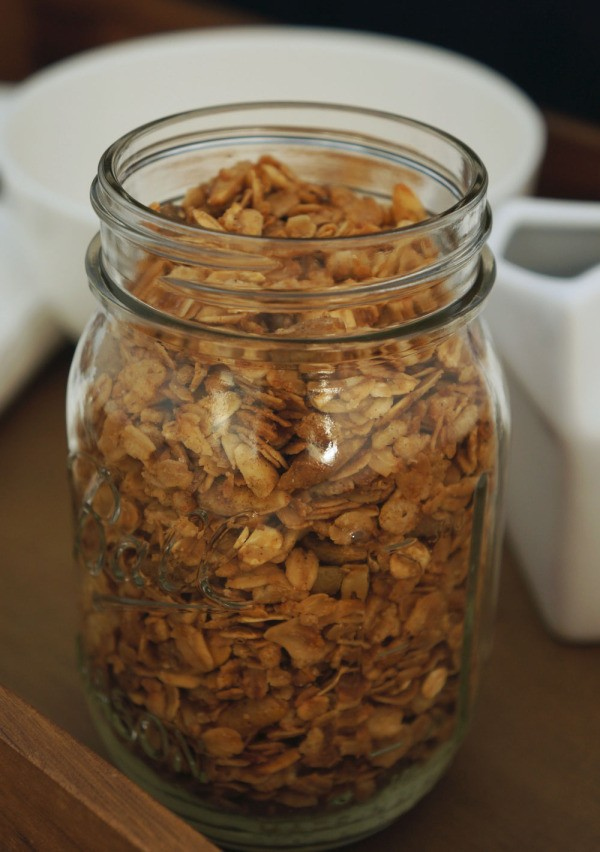Pumpkin Spice Granola Recipe | HeyFood — heyfoodapp.com