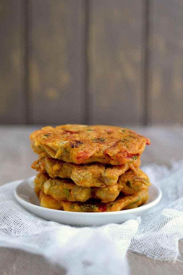 Chickpea Croquettes with Tzatziki Sauce Recipe   HeyFood — heyfoodapp.com