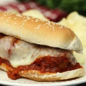 Instant Pot Meatball Sandwich Recipe | HeyFood — heyfoodapp.com