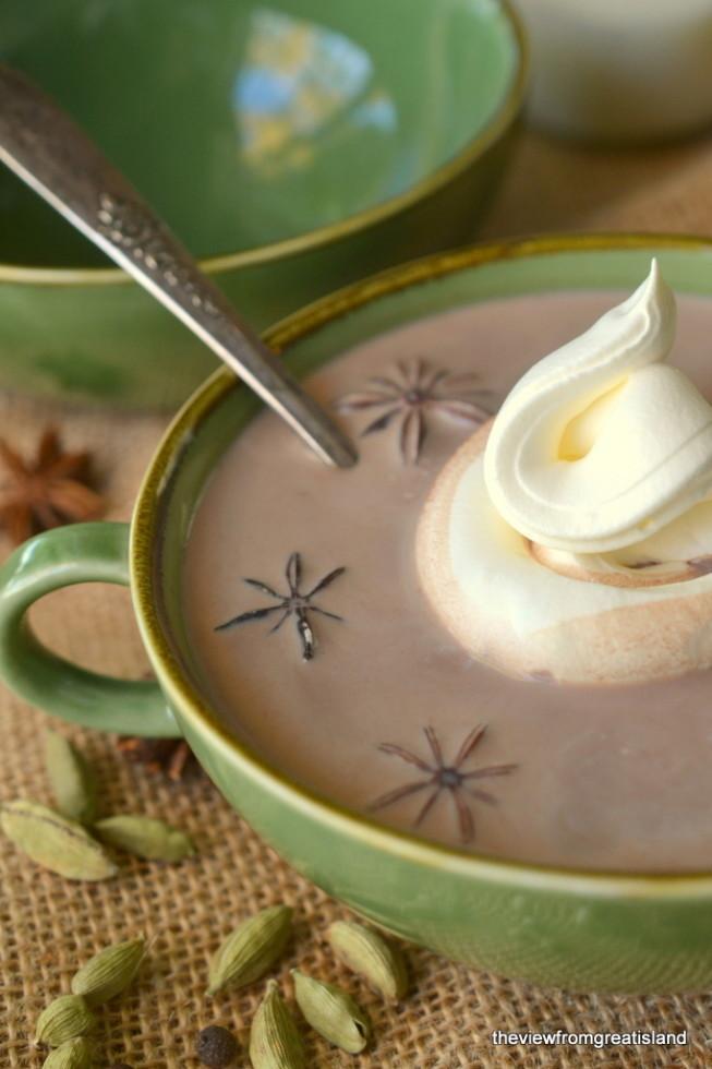 Chai Spiced Cocoa Recipe   HeyFood — heyfoodapp.com