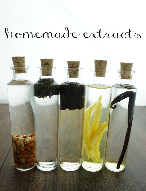 Homemade Extracts Recipe | HeyFood — heyfoodapp.com
