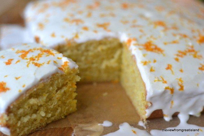 FreshTangerine Cake Recipe | HeyFood — heyfoodapp.com
