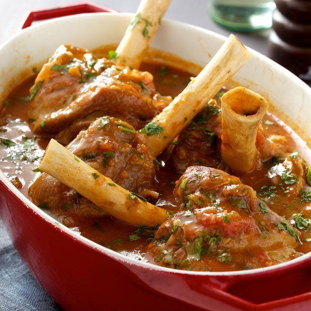 Moroccan Lamb Shanks Recipe | HeyFood — heyfoodapp.com