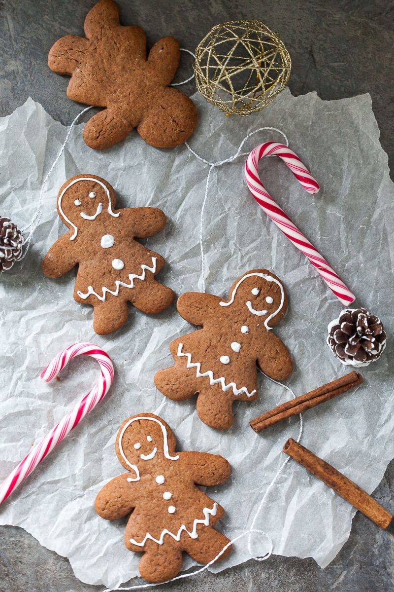 Gingerbread Cookies Recipe | HeyFood — heyfoodapp.com