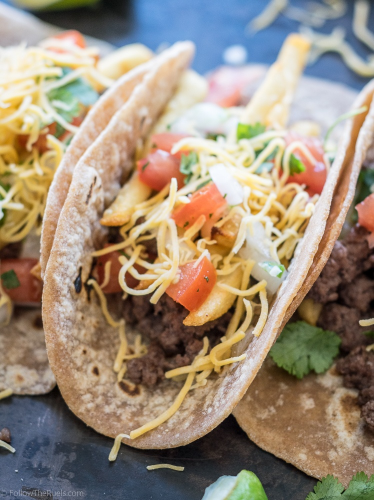 California Tacos Recipe | HeyFood — heyfoodapp.com