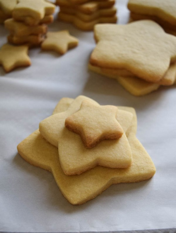 Basic Sugar Cookie Recipe   HeyFood — heyfoodapp.com