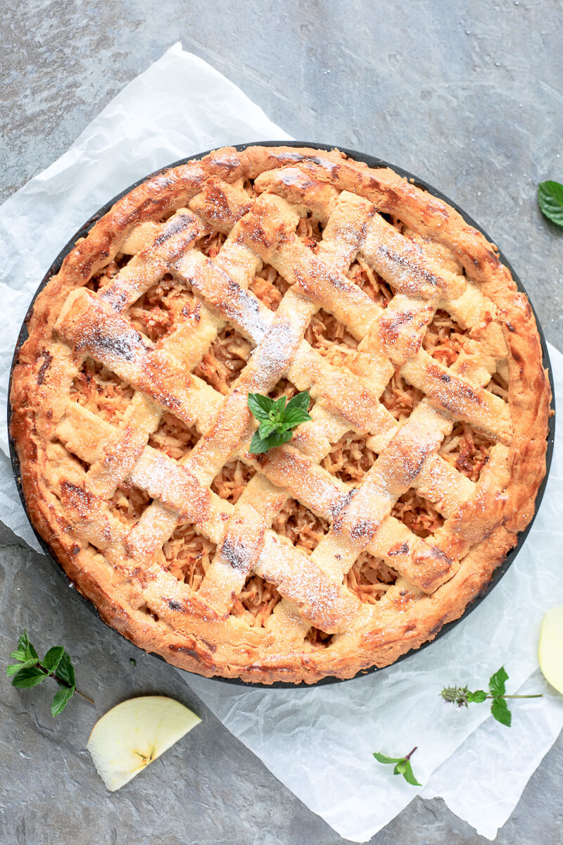 Homemade Apple Pie Recipe | HeyFood — heyfoodapp.com