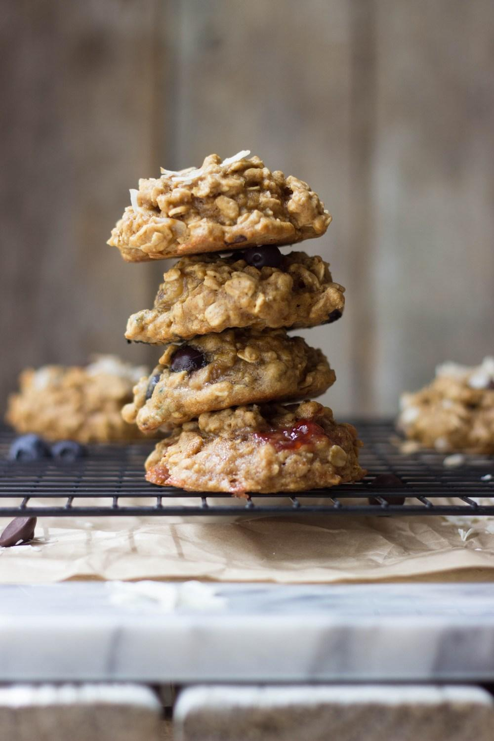 Breakfast Yogurt Cookies Recipe | HeyFood — heyfoodapp.com