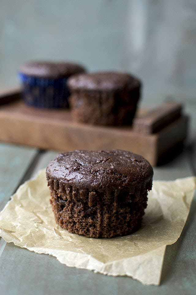 Chocolate Ricotta Muffins Recipe | HeyFood — heyfoodapp.com