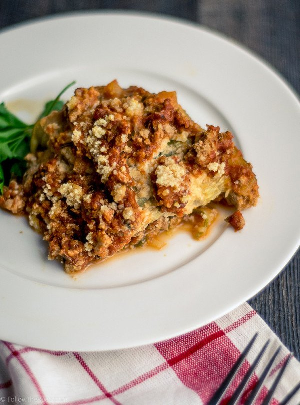 Paleo Lasagna Recipe | HeyFood — heyfoodapp.com