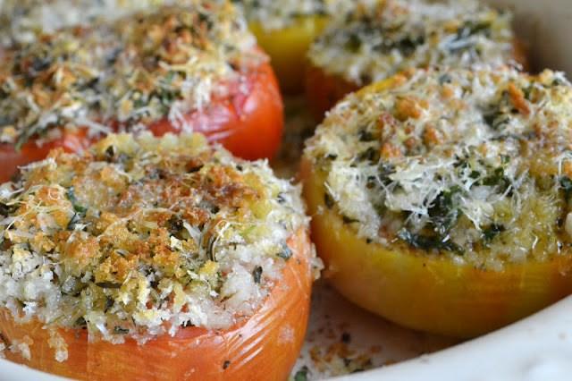 Provencal Tomatoes Recipe | HeyFood — heyfoodapp.com