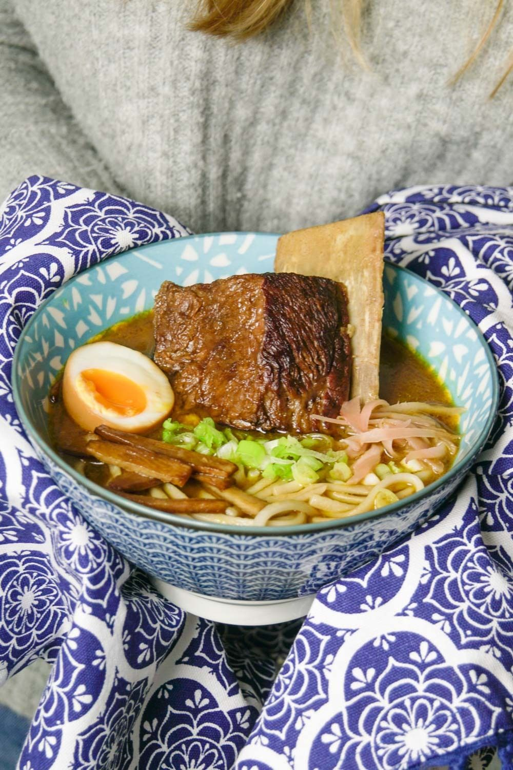 Beef Short Rib Curry Udon Recipe | HeyFood — heyfoodapp.com
