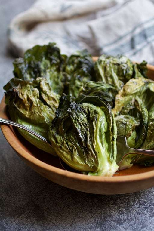 Duck Fat Roasted Cabbage Sprouts Recipe | HeyFood — heyfoodapp.com