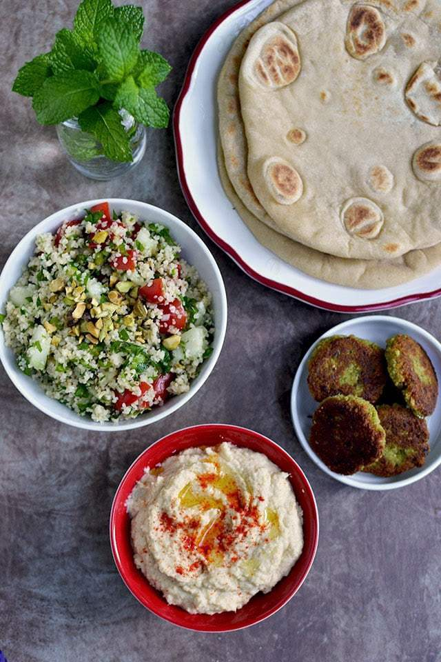 Tabbouleh Recipe | HeyFood — heyfoodapp.com