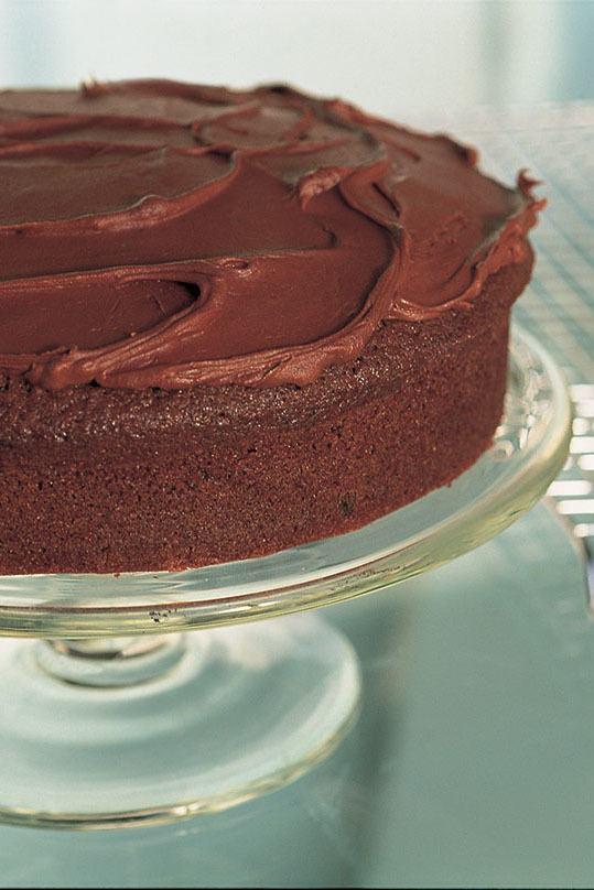 Chocolate Fudge Cake Recipe | HeyFood — heyfoodapp.com